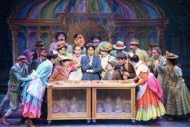 Il Musical Mary Poppins arriva al teatro Nazionale di Milano