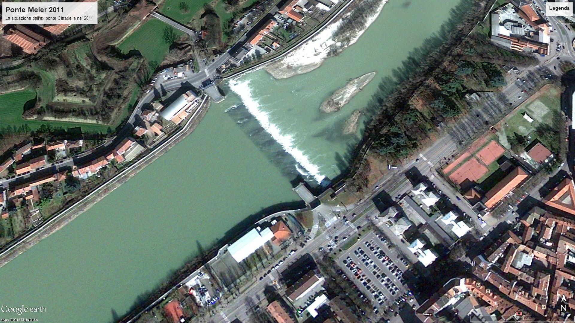 Ponte Meier 2011