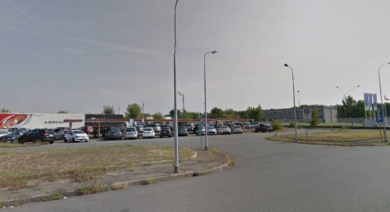 parcheggio michelin