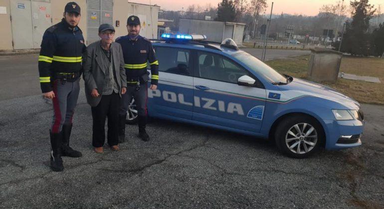 Polizia Stradale intervento A21