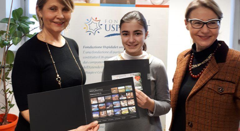 Primo premio Fondazione Uspidalet 2019