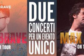 Carl Brave e Max Gazzè: due concerti per un evento unico al Festival Collisioni