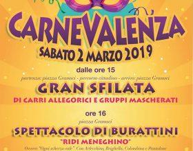 Carnevalenza 2019