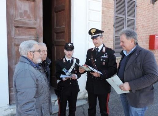 Carabinieri Servizio Ascolto Casale