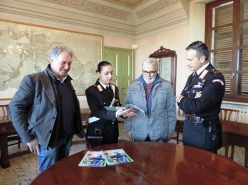 Carabinieri Servizio Ascolto Casal