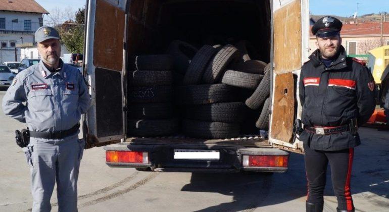 pneumatici furgone