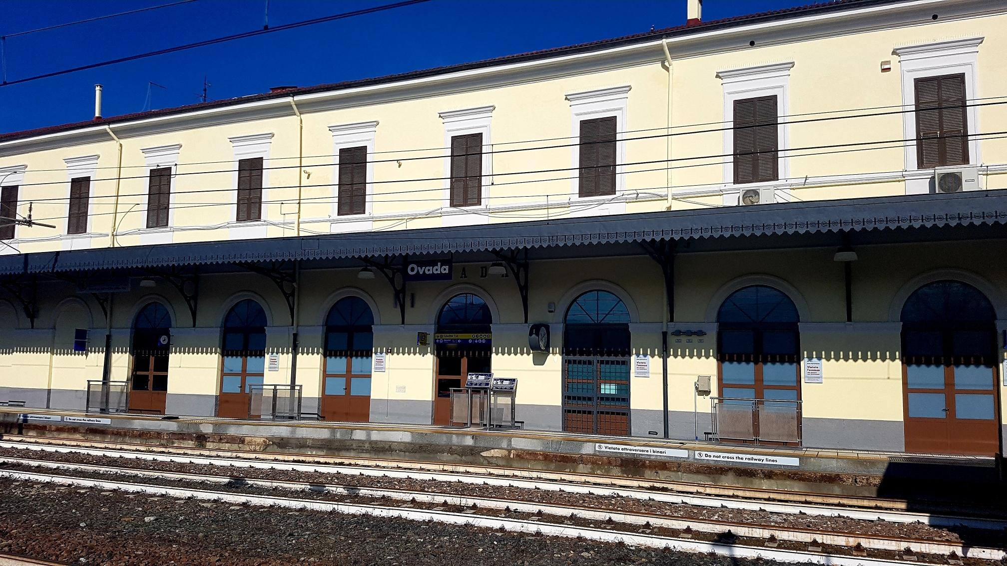 Ovada Stazione treni