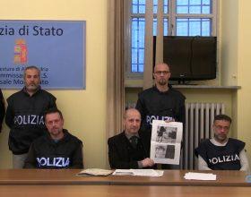 Polizia Casale Monferrato Tentata Rapina Poste 11 febbraio