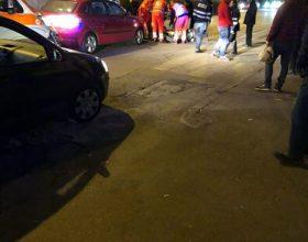 Pedone investito Alessandria 14 febbraio 2019