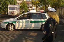 Polizia municipale di Serravalle