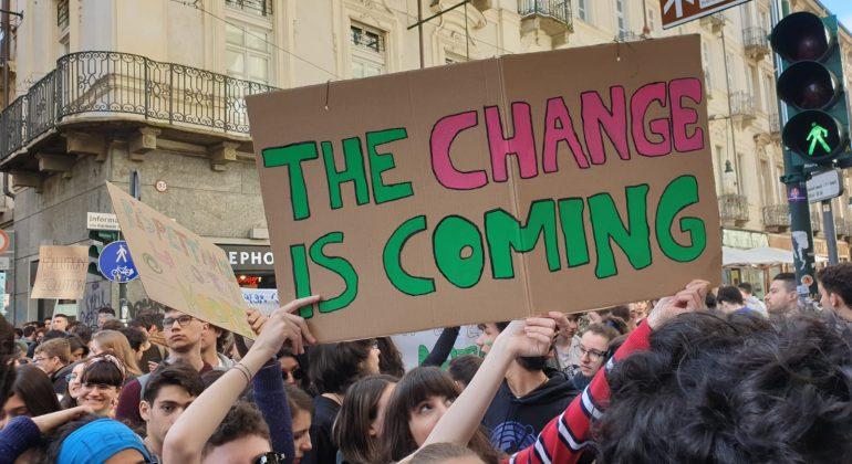Anche ad Alessandria lo sciopero per difendere l'ambiente