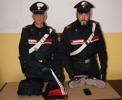 Controlli Carabinieri Novi