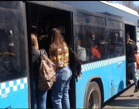 Bus linea 2 sovraccarico