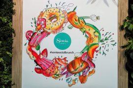 Il brunch diventa social da Sonia Factory