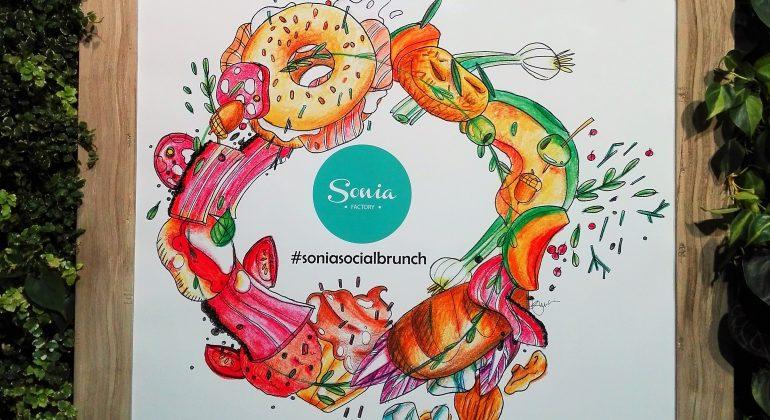 Sonia social brunch