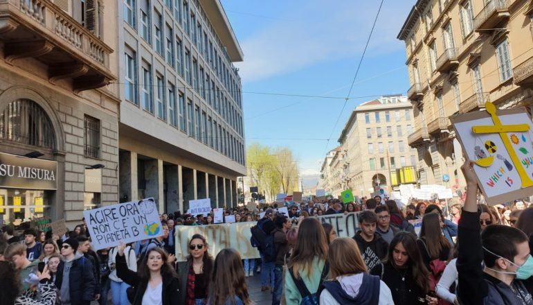 Ambiente fridays for future