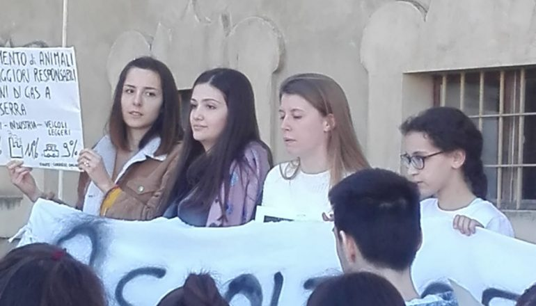 Ambiente fridays for future Casale