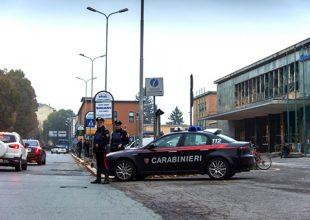 Controlli Carabinieri stazione