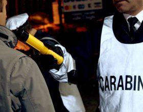 Controlli ad Acqui Terme: i Carabinieri ritirano quattro patenti e sequestrano due veicoli