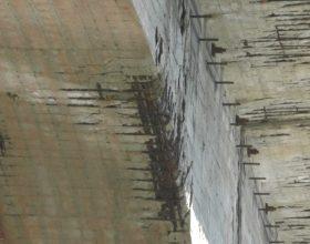 Ponte Bormida armatura in ferro