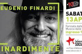 Eugenio Finardi – Arriva ad Alessandria il tour FinardiMente