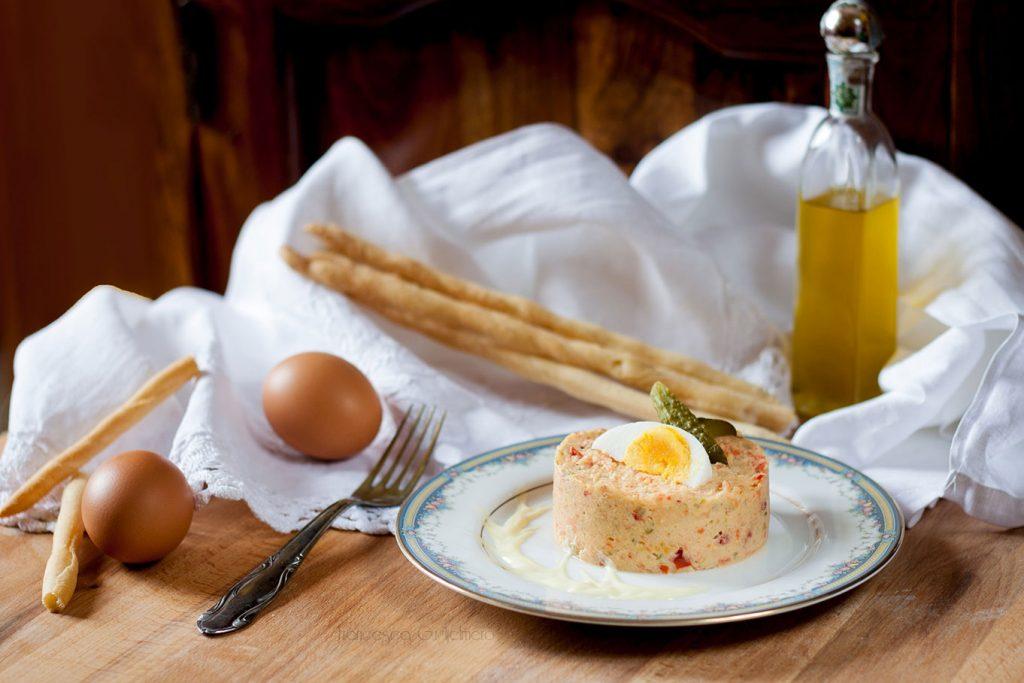 5 ricette per un menù di Pasqua originale - Insalata russa
