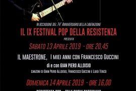 IX edizione del Festival Pop della Resistenza a Ovada