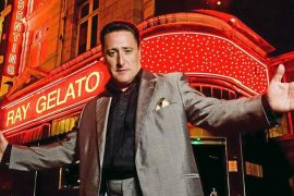 Il Re dello Swing Ray Gelato al Cinema Macallè di Alessandria