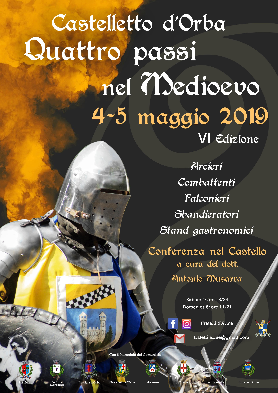 ed91190e06e0 A Castelletto d Orba la festa medievale
