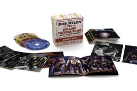 Bob Dylan: esce The Rolling Thunder Revue, The 1975 Live Recordings