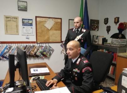 Carabinieri Rosignano