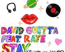 Il pluripremiato DJ producer francese David Guetta torna con Stay