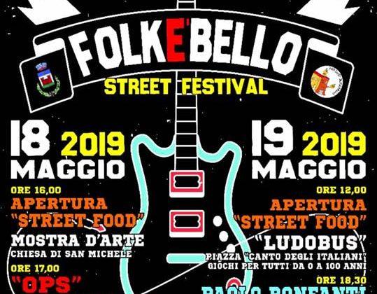 Folke'bello: il nuovo festival dedicato al folk a Mirabello Monferrato