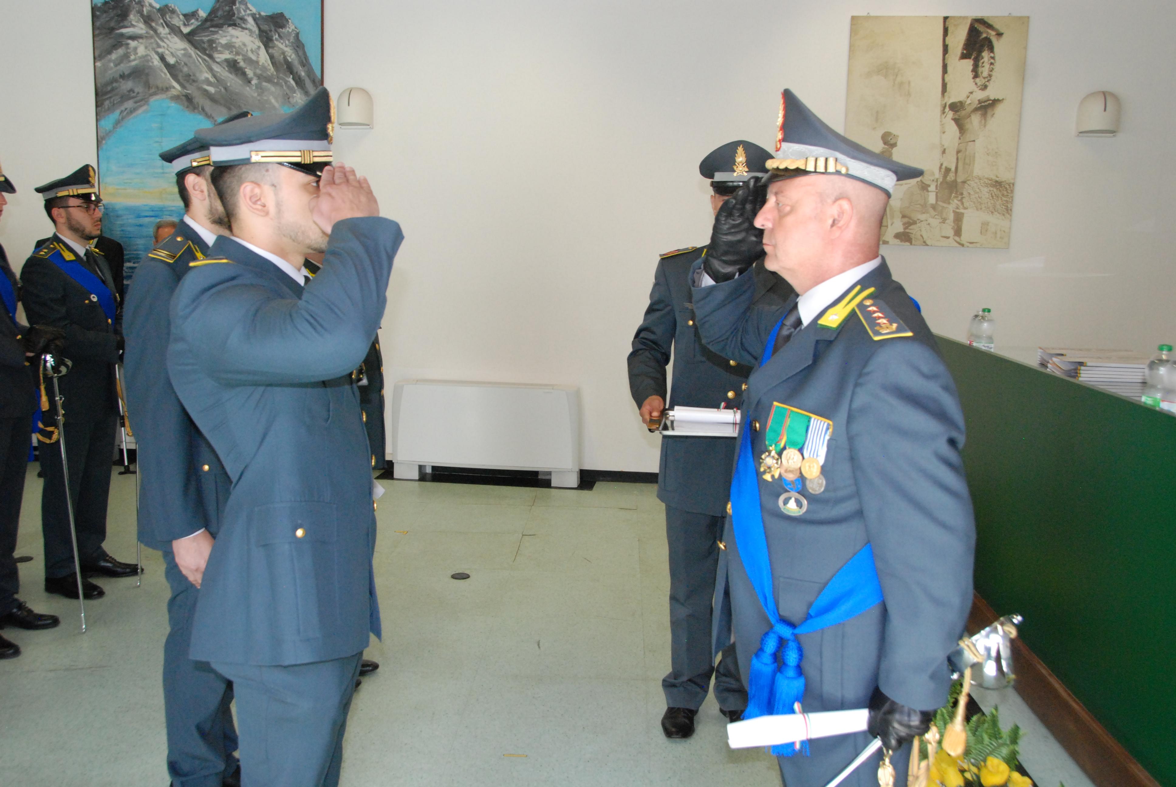 URP - Guardia di Finanza - Comando Provinciale Bologna