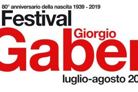 Il cantautore drammaturgo ovadese Gian Piero Alloisio aprirà il Festival Gaber