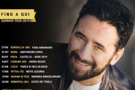 I Tiromancino tornano live con il tour estivo