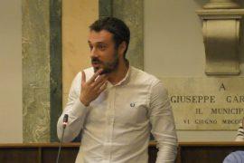 """Castellano (FdI): """"Perché quando un consigliere di sinistra attacca una donna restano tutti muti?"""""""