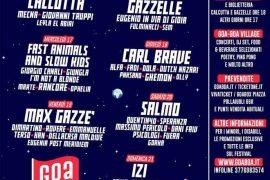 Dal 5 luglio a Genova torna il Goa-Boa Festival