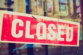 Confesercenti: restrizioni covid rischiano di far chiudere 70mila negozi in Italia