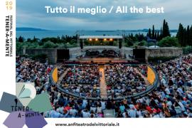 Presentato il Festival Tener-a-mente 2019 al Vittoriale di Gardone Riviera