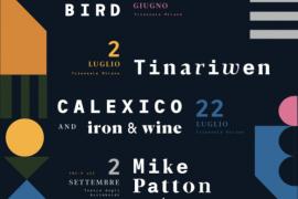 TRI-P Music Festival: dal 26 giugno al 2 settembre a Milano