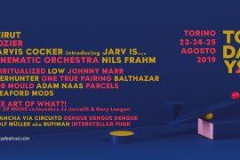 TODAYS Il festival il 23, 24 e 25 agosto a Torino