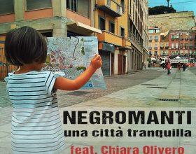Copertina album Negromanti