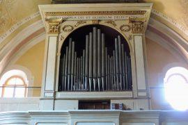 organo di Pratolungo
