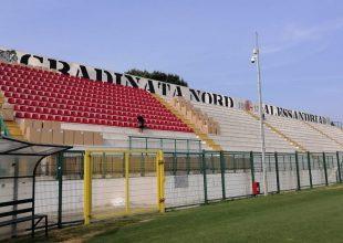 Mille posti per la finalissima tra Alessandria e Padova. Le modalità per acquistare i biglietti