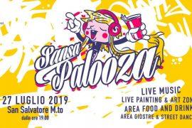 SanSaPalooza: a San Salvatore Monferrato una giornata di musica live