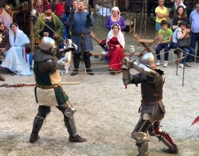 Duelli Santo Luca - Festa medioevale di Cassine