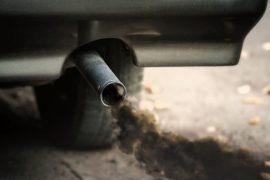 Gas scarico inquinamento