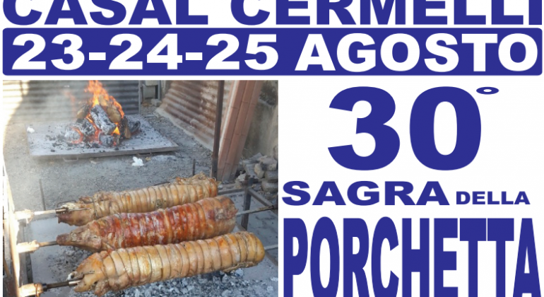 Sagra Casal Cermelli