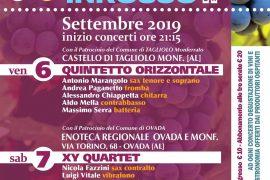 Da venerdì 6 settembre torna Vendemmia Jazz
